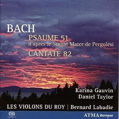 Ich habe genug, BWV 82: Aria: Ich habe genug