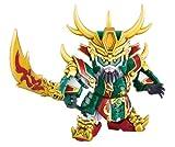 SD三国伝 Brave Battle Warriors 003 真 関羽(カンウ)ガンダム