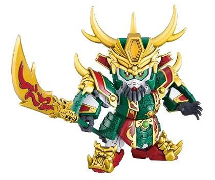 SDガンダム SD三国伝 Brave Battle Warriors 003 真 関羽(カンウ)ガンダム