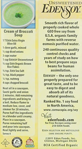 Eden Soy Milk Whole Foods