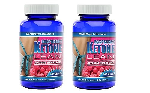 Raspberry Ketone Lean Advanced Weight Loss Supplement 60 Capsules (2 Bottles)
