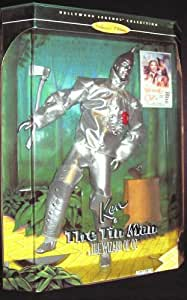 Ken Barbie as the Tin Man, Hollywood Legends, The Wizard of Oz Collectors Edition