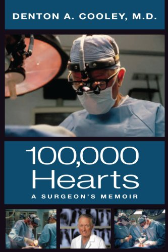 100,000 Hearts: A Surgeon's Memoir (Woodhead Publishing Series in Textiles)