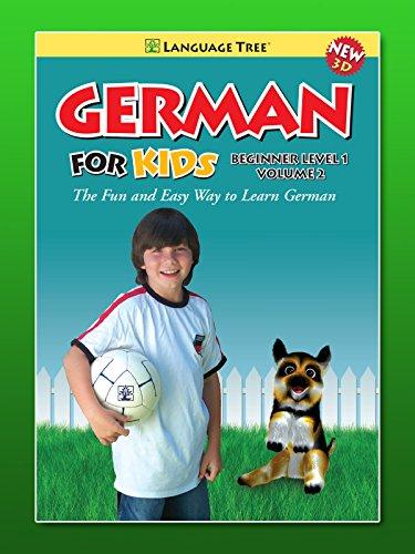 German Beginners? Level I, Vol. 2