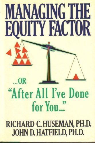 Managing the Equity Factor: Or