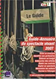 echange, troc Centre National du Théâtre - Guide-Annuaire du spectacle vivant