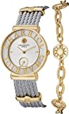 Charriol St-Tropez Sun Ladies Mother-of-Pearl Dial Watch
