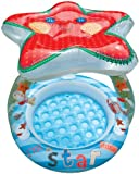Intex 57428EP Lil'Star Shade Baby Pool