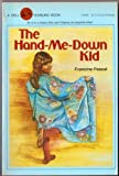 The Hand Me Down Kid (0440434491) by Pascal, Francine