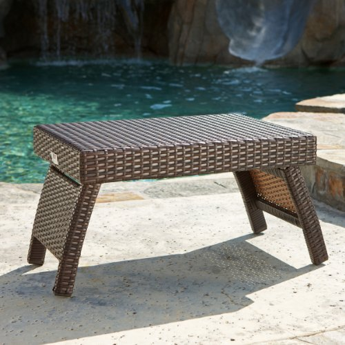 RST Brands Lounger Side Table Patio Furniture image