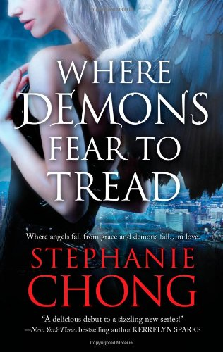 book cover of Where Demons Fear to Tread
