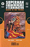 img - for Superman vs. The Terminator: Death to the Future #2 book / textbook / text book