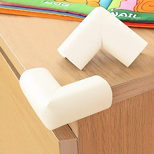Baby Mate 12 Pcs Premium Soft Table Corner Protectors For