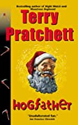 Hogfather (Discworld) by Terry Pratchett cover image