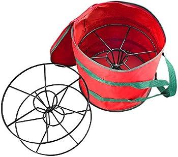 Elf Stor Premium Christmas Light Storage Bag