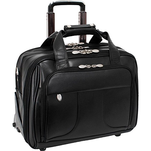 McKlein-USA-Chicago-Leather-Wheeled-17-Laptop-Case