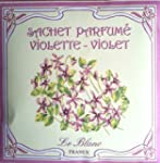 Sachet senteur violette lot de 2 11X1...