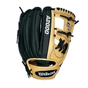 Wilson Prostock A2000 1787 11.5-Inch Showcase Infielder and Pitcher's Baseball Glove (Right Hand Throw)