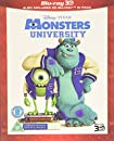 Monsters University (Blu-ray 3D + Blu-ray) [Region Free]