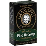Grandpa's Brands Company Pine Tar Soap