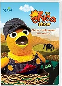 Amazon.com: Chica Show: Chica's Halloween Adventure: Mario Lopez