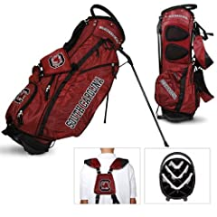 Brand New South Carolina Gamecocks NCAA Stand Bag - 14 way by Things for You