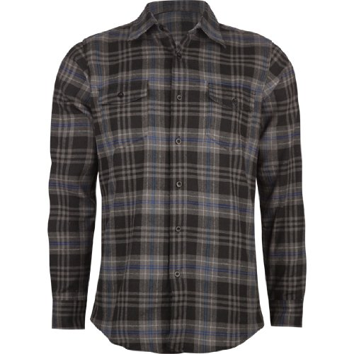 SUBCULTURE Mesa Mens Flannel Shirt
