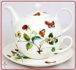 Strawberries & Butterflies Tea For On...