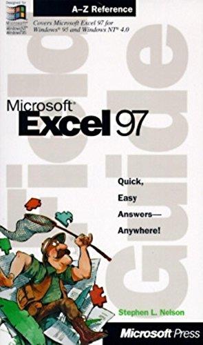 Microsoft Excel 97 Field Guide (Field Guide (Microsoft))