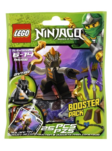 LEGO Ninjago Bytar 9556 - 1