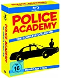 Police Academy Collection (7 Discs) [Blu-ray]