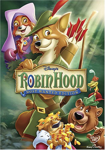Robin Hood: Most Wanted Edition / Робин Гуд: Самое Ожидаемое Издание (1973)