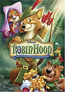 "Cover of ""Robin Hood (Most Wanted Edition..."