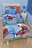 Thomas The Tank Wheesh Single Rotary Duvet Set