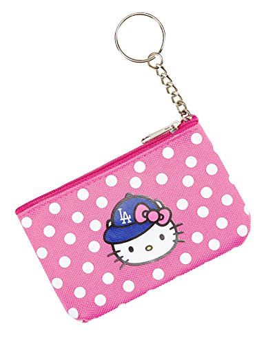 MLB-Los-Angeles-Dodgers-Hello-Kitty-Coin-Purse