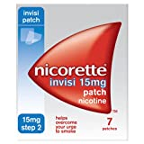 Nicorette Invisi Patch 15mg 7 Patches
