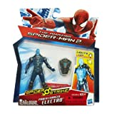 Power Charged Electro The Amazing Spider-Man 2 Spider Strike Action Figure