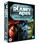 Planet of the Apes: Evolution Collection [Blu-ray]