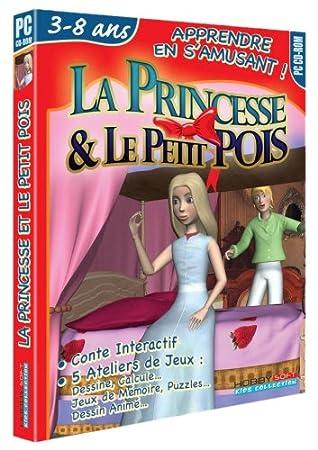 La Princesse et le Petit Pois