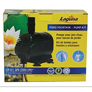 Laguna Pond Fountain Pump Kit, 529-GPH at Sears.com