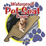 Pet Parade Waterproof Pet Seat Cover