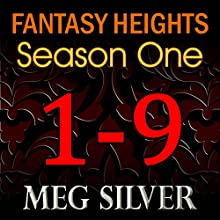 Season One (Fantasy Heights) Audiobook by Meg Silver Narrated by Audrey Lusk