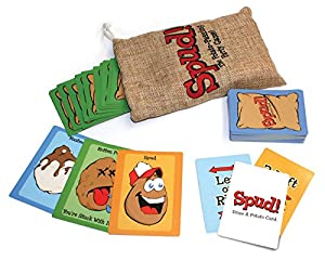 S&S Worldwide Spud Card Game