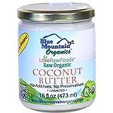 Love Raw Foods Coconut Butter Raw Organic 16 oz.