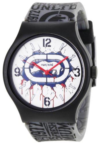 Reloj Marc Ecko Artifaks E06510m1 Mujer Blanco