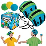 Headgames Velcro Hats and Balls Game
