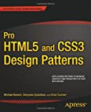 Pro HTML5 and CSS3 Design Patterns