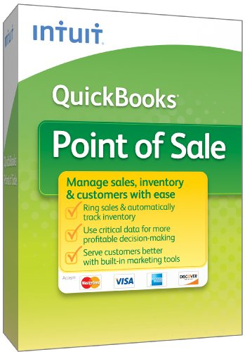 QuickBooks Point of Sale Basic 9.0