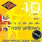 ROTOSOUND/ロトサウンド ROT-R10 [10-46] エレキギター弦