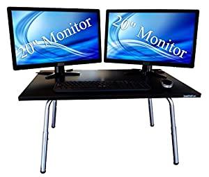 Amazon Com The Executive Stand Steady Standing Desk
